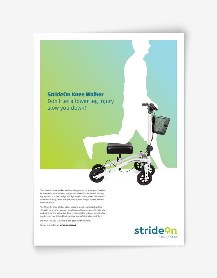 StrideOn Brochure