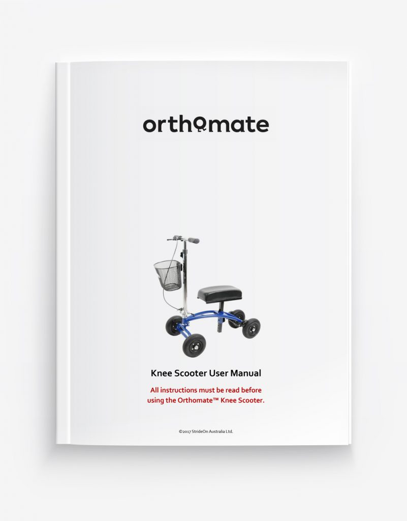 Orthomate user manual
